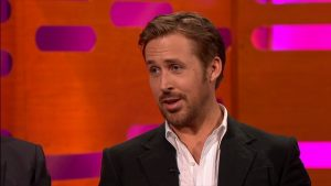 Ryan Gosling on Graham Norton Show