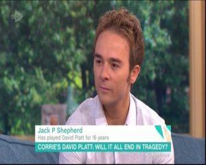 Jack P Shepherd
