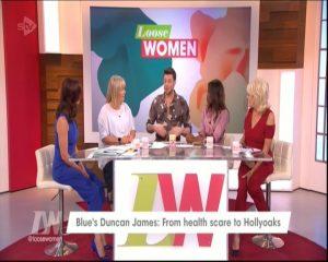 Duncan Loose Women 2 Aug 2016  00032