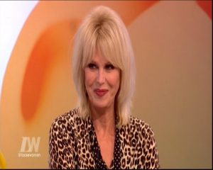 joanna lumley loose women 00047