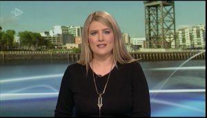 Emma Cameron STV News Reader