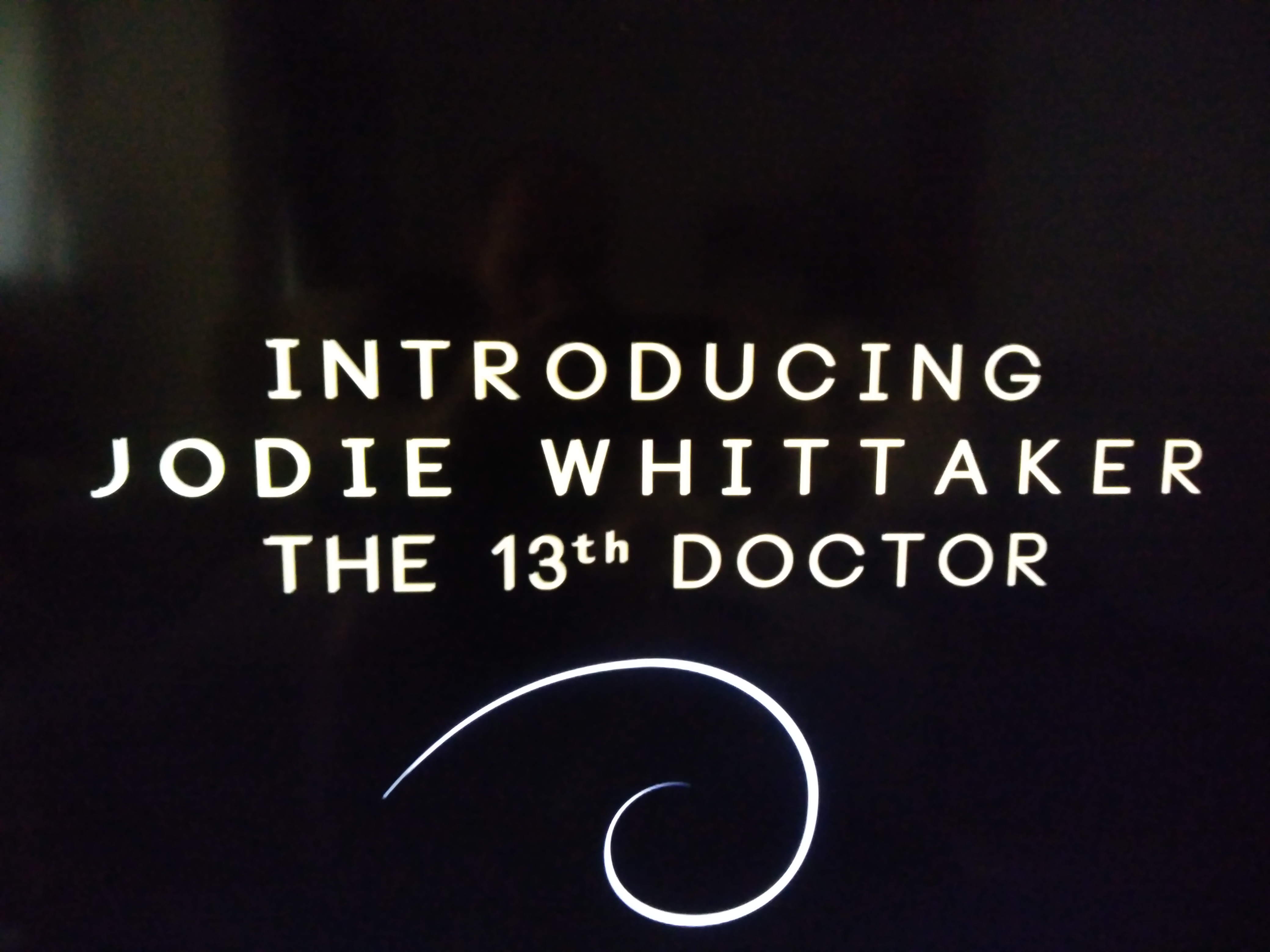 Doctor Who Jodie 13 Whittaker caption