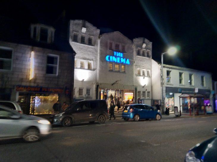 Newton Stewart Cinema