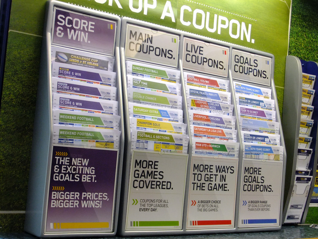 Saturday Football Coupon